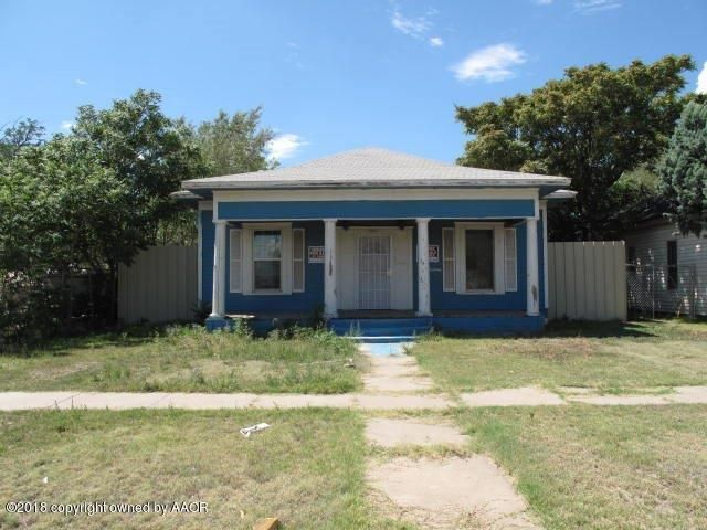 1404 LINCOLN ST, Amarillo, Texas