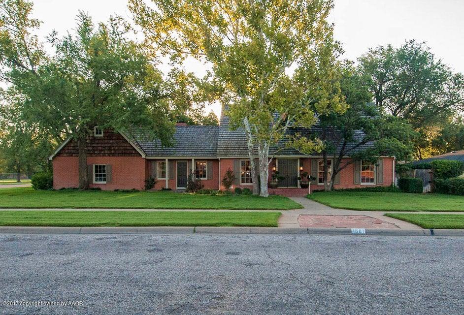 1601 Milam St S, Amarillo, Texas