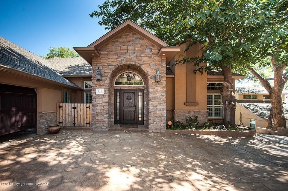 211 SHORE DR, Amarillo, Texas