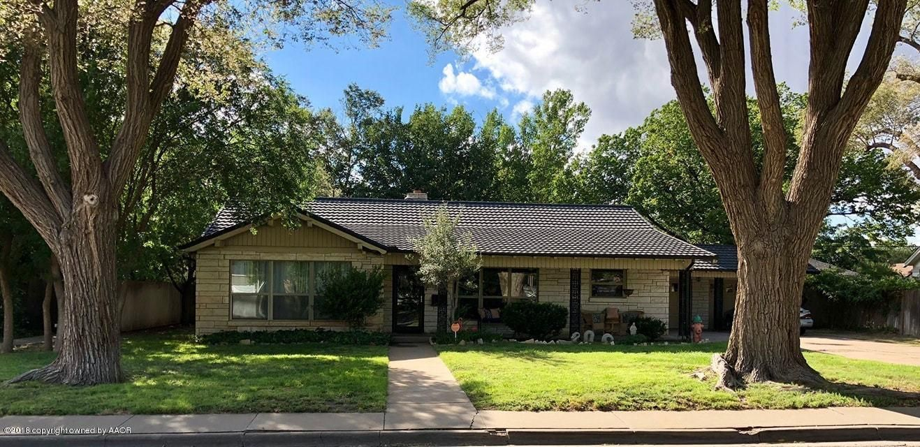 1506 CROCKETT ST S, Amarillo, Texas