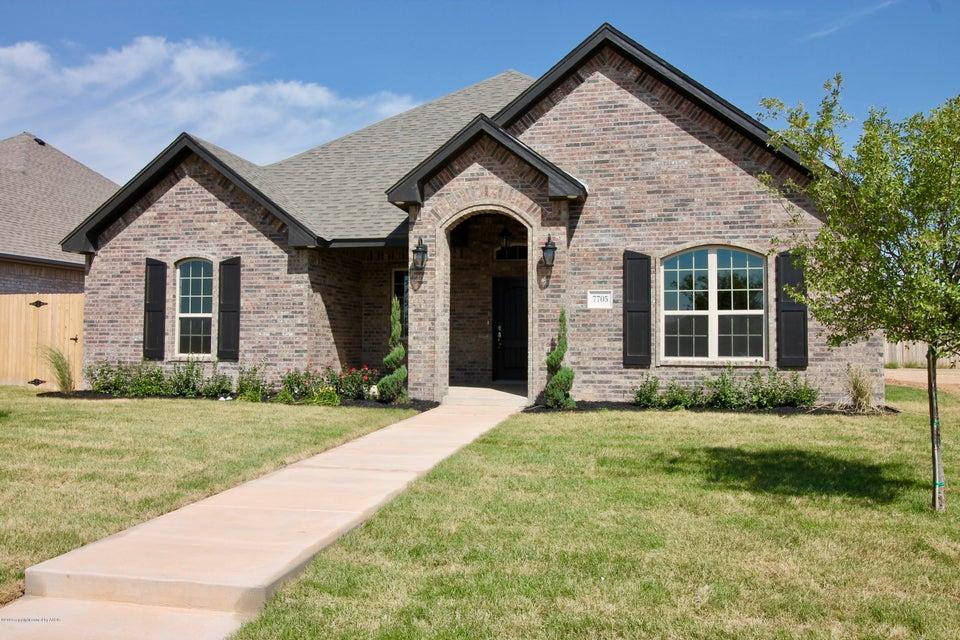 7705 Crestline Dr, Amarillo, Texas