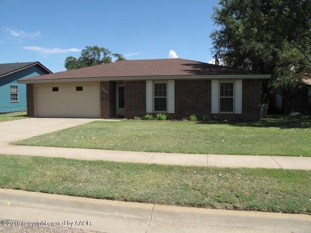 3203 DALLAS ST, Amarillo, Texas