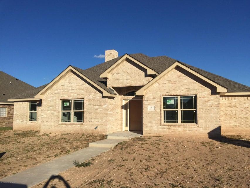 7413 JACKSONHOLE DR, Amarillo, Texas