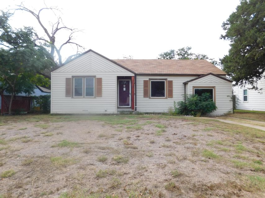 1324 BELLAIRE ST, Amarillo, Texas