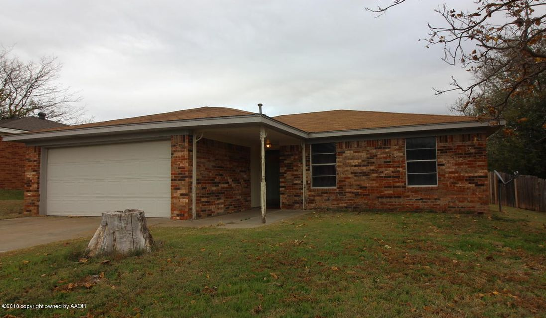 5207 CLEARWATER CT, Amarillo in Randall County, TX 79110 Home for Sale