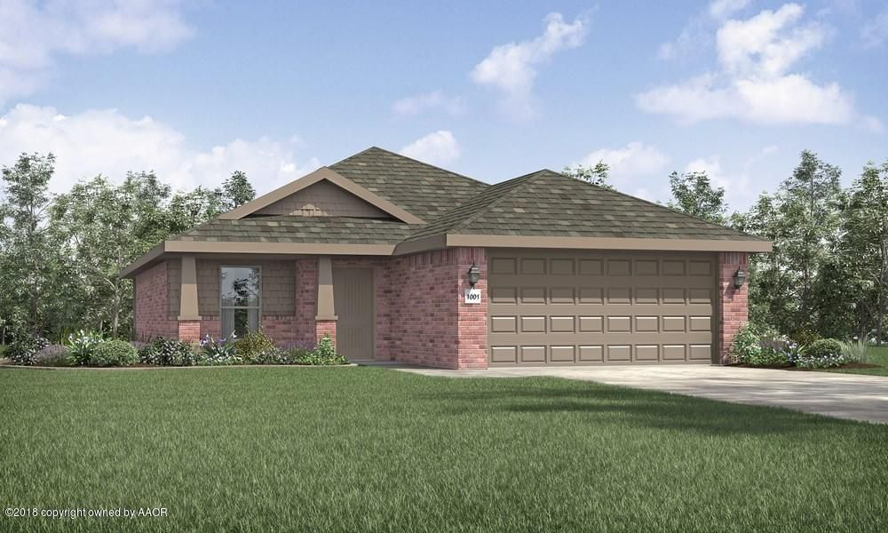 803 HORNADY ST, Amarillo in Randall County, TX 79118 Home for Sale