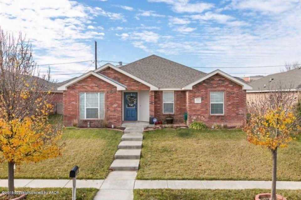 4312 S Aldredge ST S, Amarillo in Randall County, TX 79118 Home for Sale