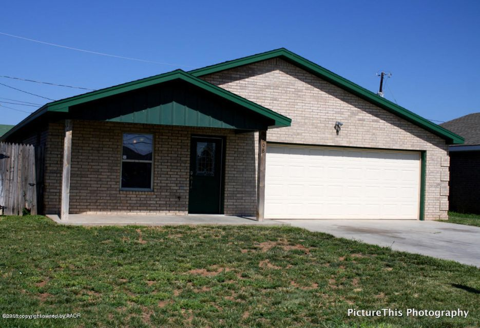 2608 SOARING EAGLE DR, Amarillo in Potter County, TX 79103 Home for Sale