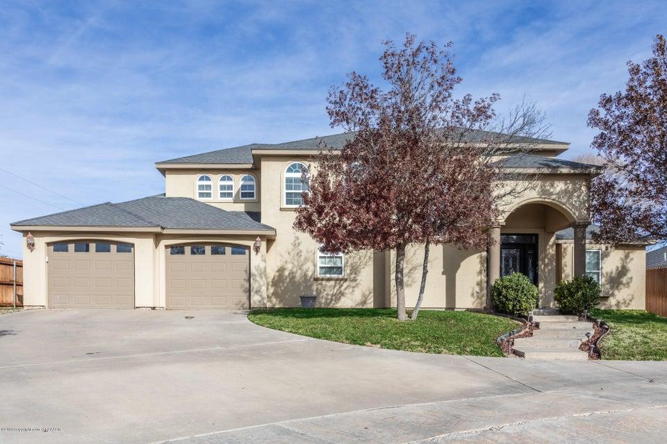 4104 ESCONDIDO PL, Amarillo, Texas