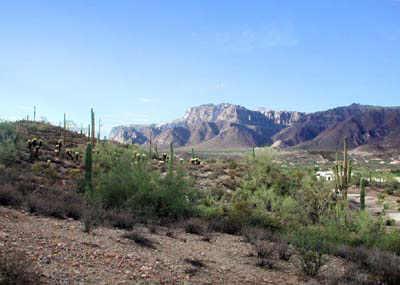 5376 S GOLD CANYON Drive Lot 2, Gold Canyon, AZ 85118
