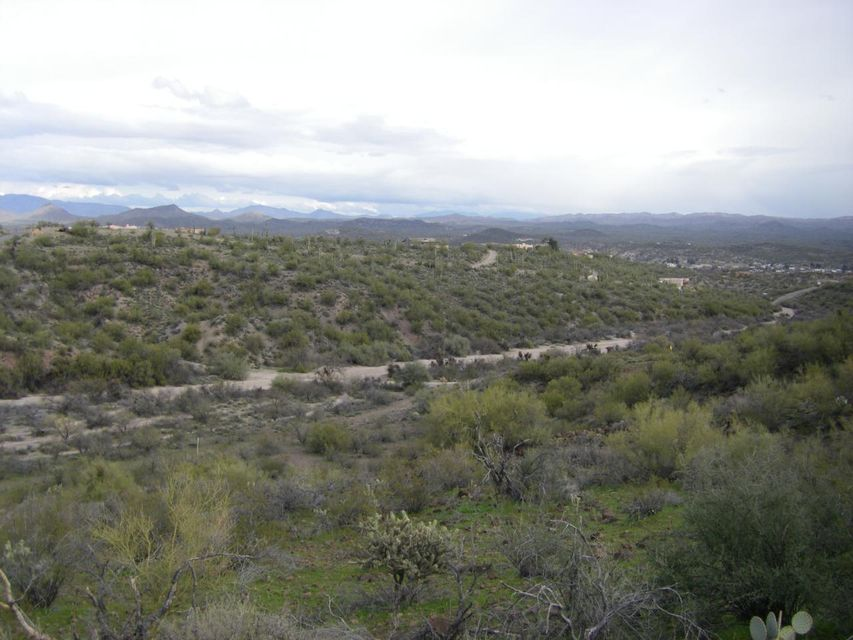 15 S Turtleback Mountain Road Lot 15, Wickenburg, AZ 85390