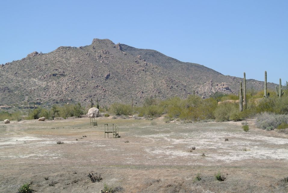 4011 E La Ultima Piedra -- Lot 10, Carefree, AZ 85377