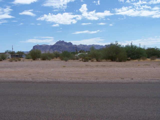 W ROOSEVELT(APPROX) Road Lot 101-13-062c, Apache Junction, AZ 85120