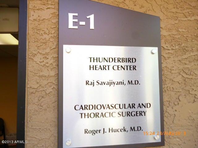 5620 W THUNDERBIRD Road E-1, Glendale, AZ 85306