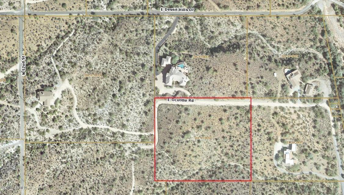 XXXX E OCOTILLO Road Lot   -, Cave Creek, AZ 85331