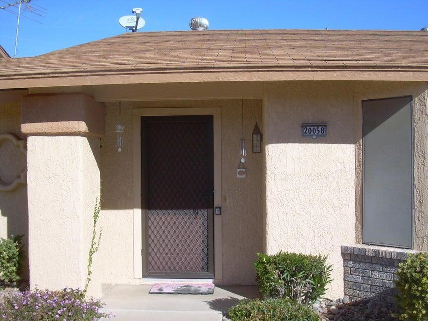 20058 N BROKEN ARROW Drive, Sun City West, AZ 85375