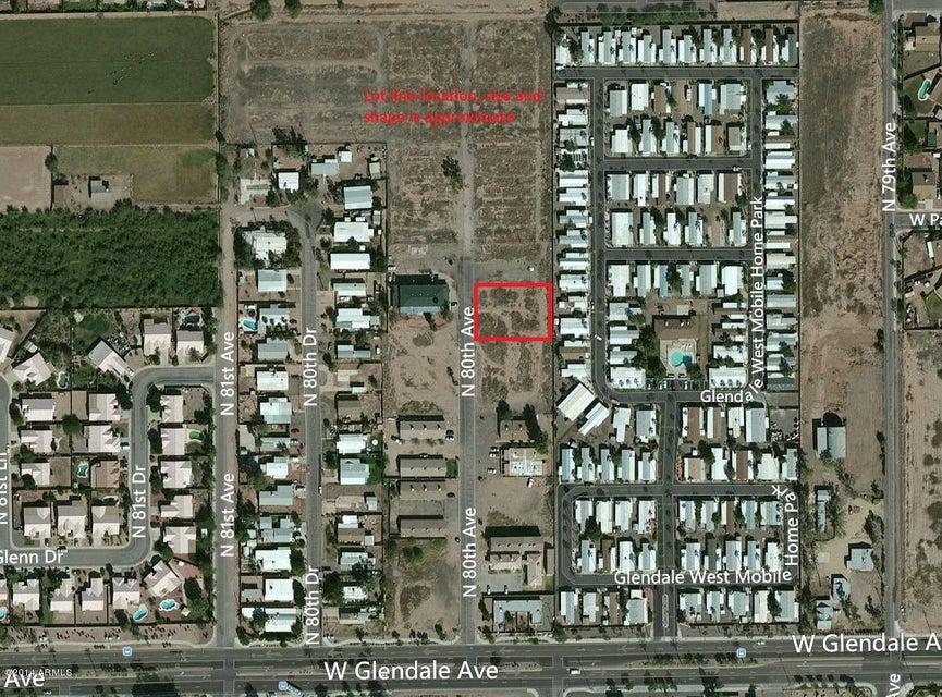 7107 N 80th Avenue Lot 051, Glendale, AZ 85303