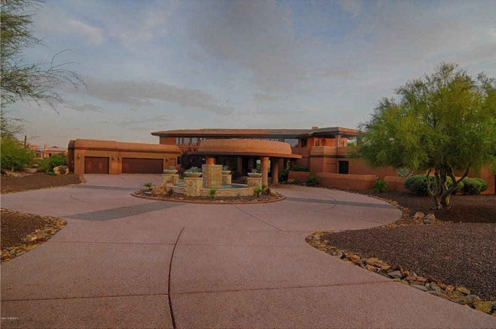 Photo of 9389 E VIA DEL SOL Drive, Scottsdale, AZ 85255