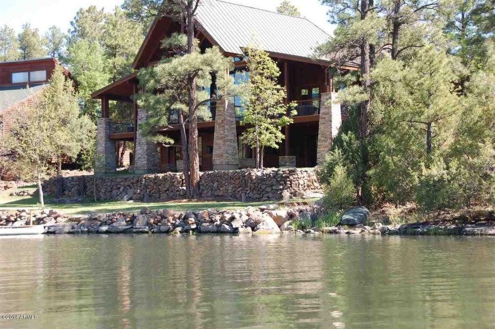 MLS 5146562 660 Pinecreek Drive, Lakeside, AZ Lakeside AZ Gated