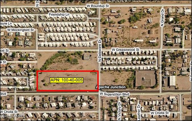 0000 W SUPERSTITION Boulevard, Apache Junction, AZ 85120