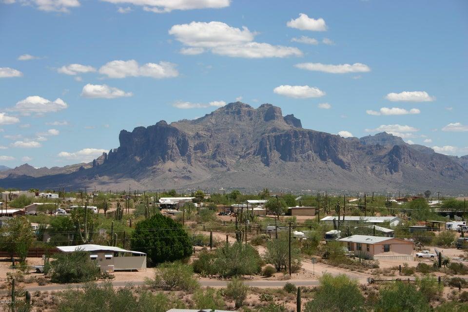 3708 S AVENIDA DE ANGELES -- Lot 0, Gold Canyon, AZ 85118