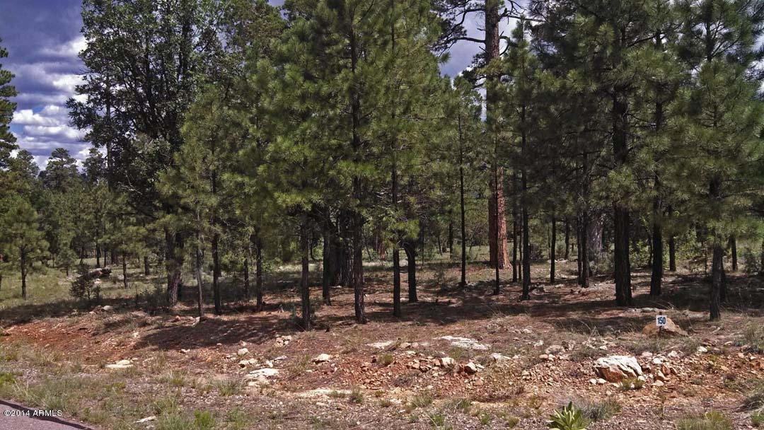 5176 Taos Circle Lot 150, Happy Jack, AZ 86024