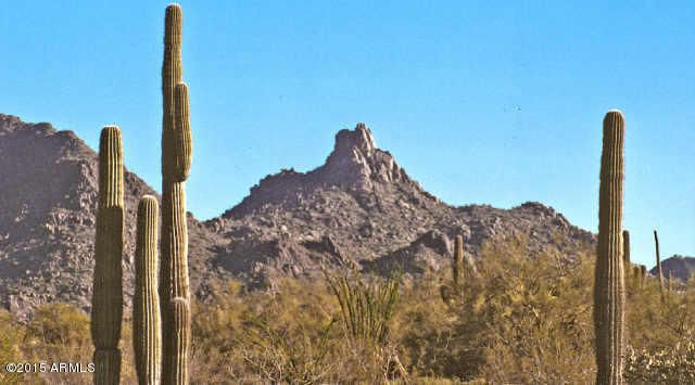 9250 E MARIPOSA GRANDE Drive Lot 2, Scottsdale, AZ 85255