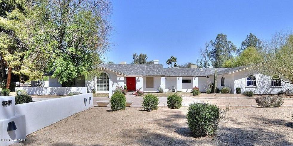 8301 N 74TH Place, Scottsdale AZ 85258