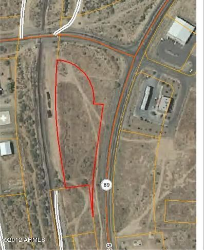 26740 S STATE ROUTE 89 Highway Lot 0, Congress, AZ 85332
