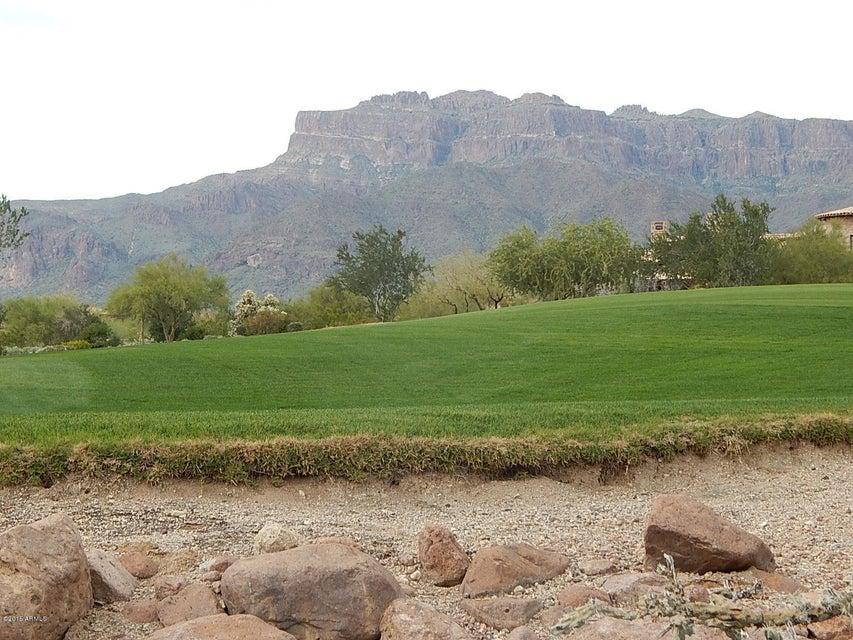 8736 E QUARTZ MOUNTAIN Drive Lot 31, Gold Canyon, AZ 85118