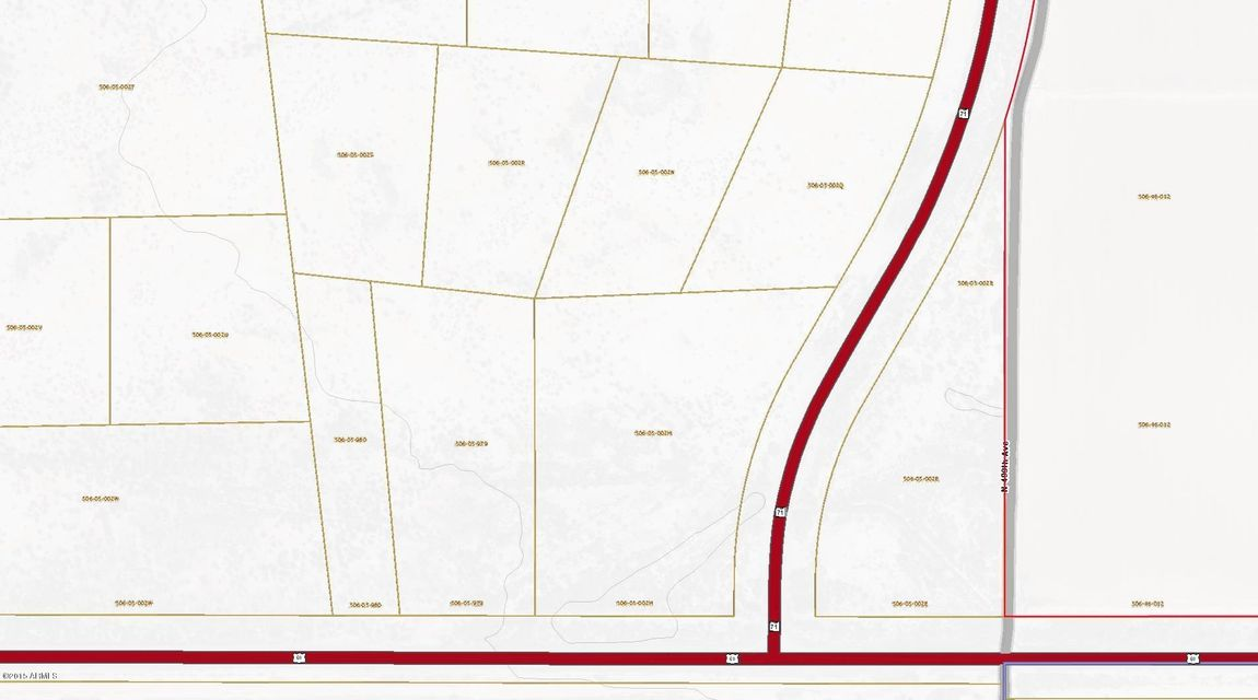 499th N SR-71 Avenue Aguila, AZ 85320 - MLS #: 5225360