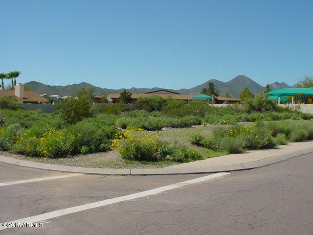 14622 N Dickens Court Lot 1, Fountain Hills, AZ 85268