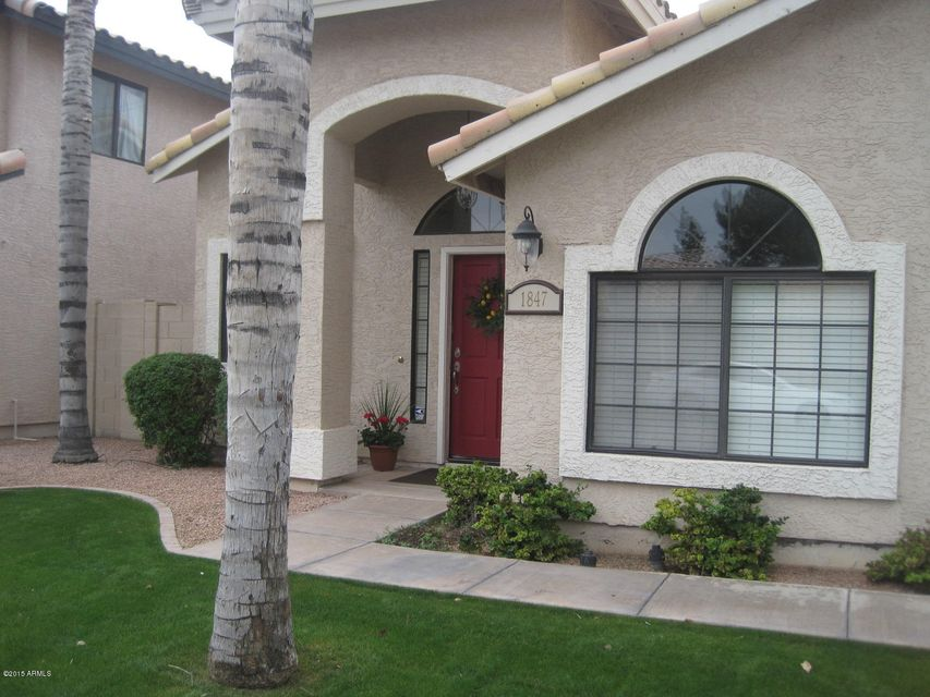 1847 E MARQUETTE Drive, Gilbert, AZ 85234