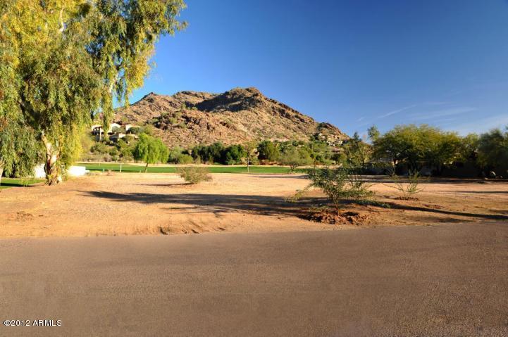 7501 N EUCALYPTUS Drive Lot 11, Paradise Valley, AZ 85253