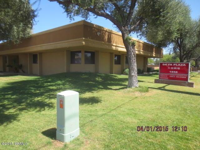 1858 E SOUTHERN Avenue, Tempe, AZ 85282