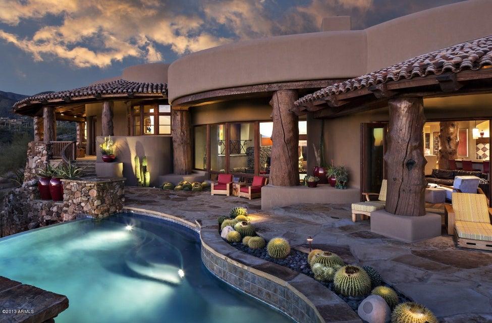 9882 E Madera Drive, Scottsdale, AZ 85262