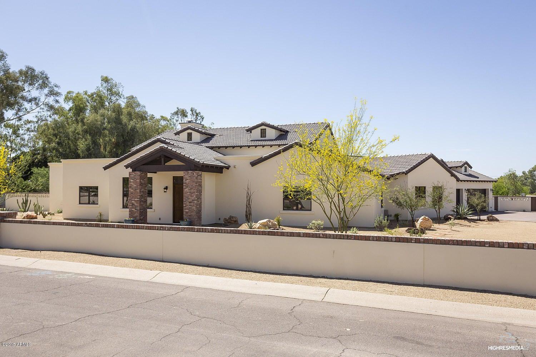 4951 E PALOMINO Road, Phoenix, AZ 85018