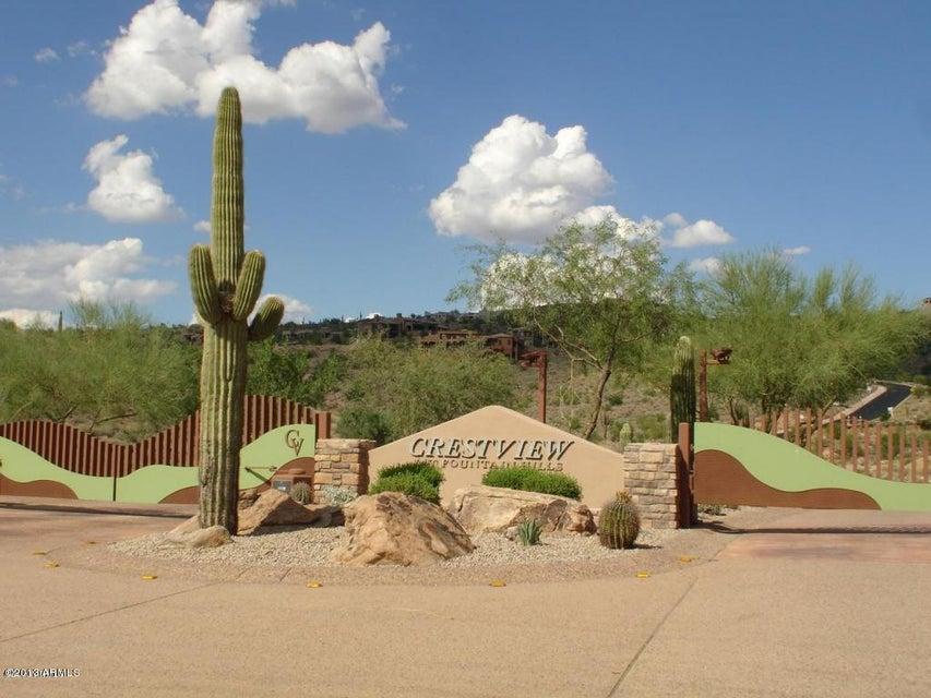 11108 N ARISTA Lane Lot 20, Fountain Hills, AZ 85268