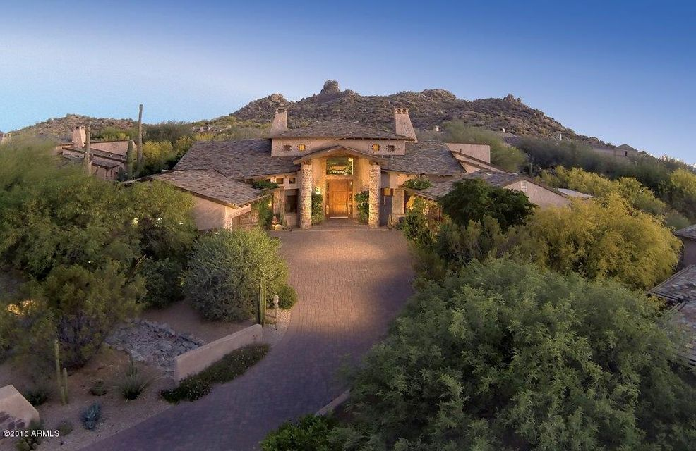 Single Family Home for Sale at 27914 N 100th Place Scottsdale, Arizona,85262 United States