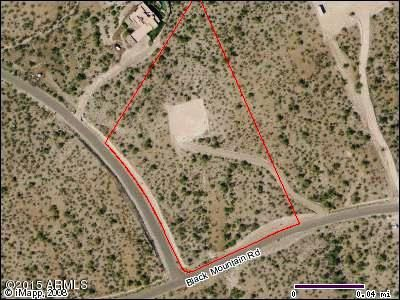 4600 S Black Mountain Road Lot 28, Wickenburg, AZ 85390