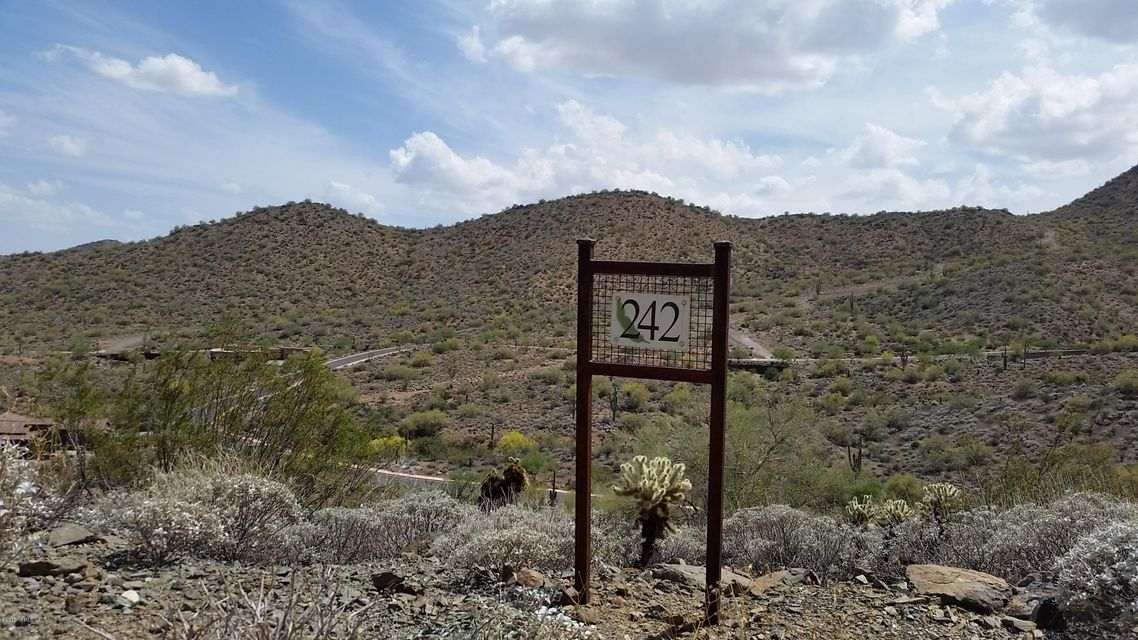 14433 E Vista Del Monte -- E Lot 242, Fountain Hills, AZ 85268