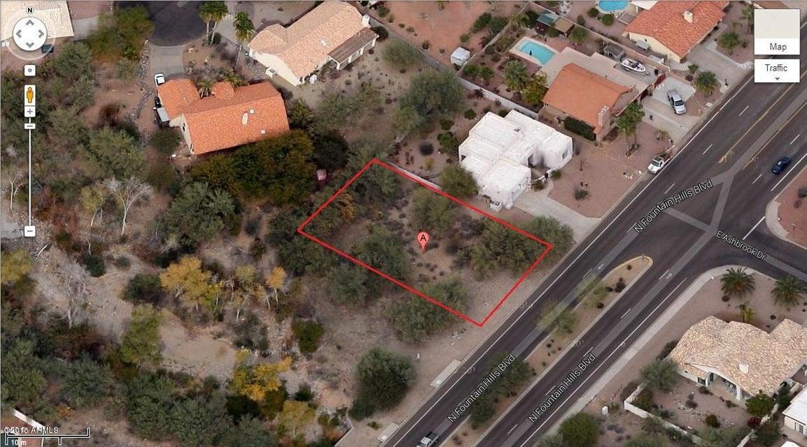 14038 N FOUNTAIN HILLS Boulevard Lot 17, Fountain Hills, AZ 85268