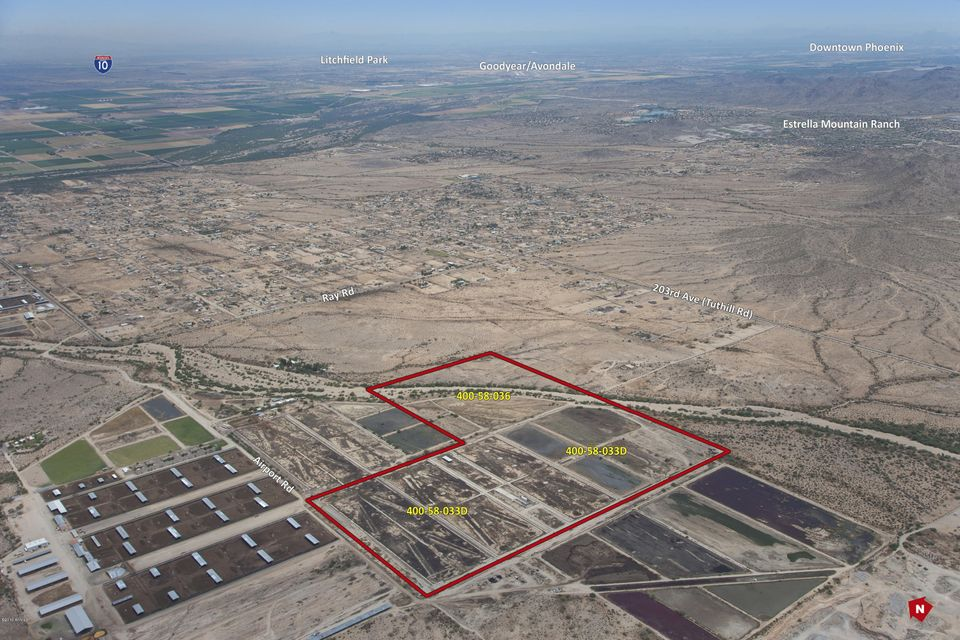15211 S AIRPORT Road Lot 1, Buckeye, AZ 85326
