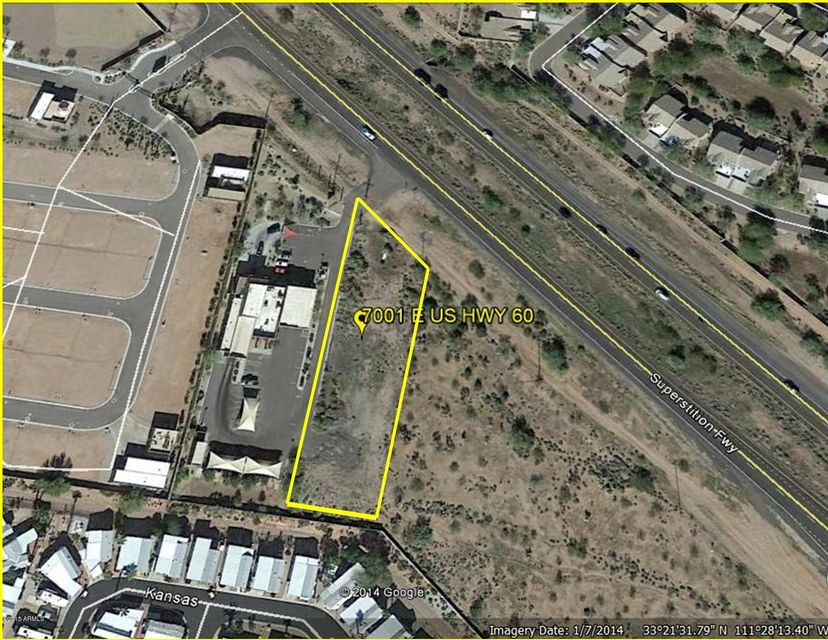 7001 E US HIGHWAY 60 Highway, Gold Canyon, AZ 85118