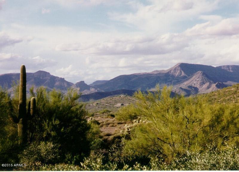 7256 E GRAPEVINE Road Lot 0, Carefree, AZ 85377
