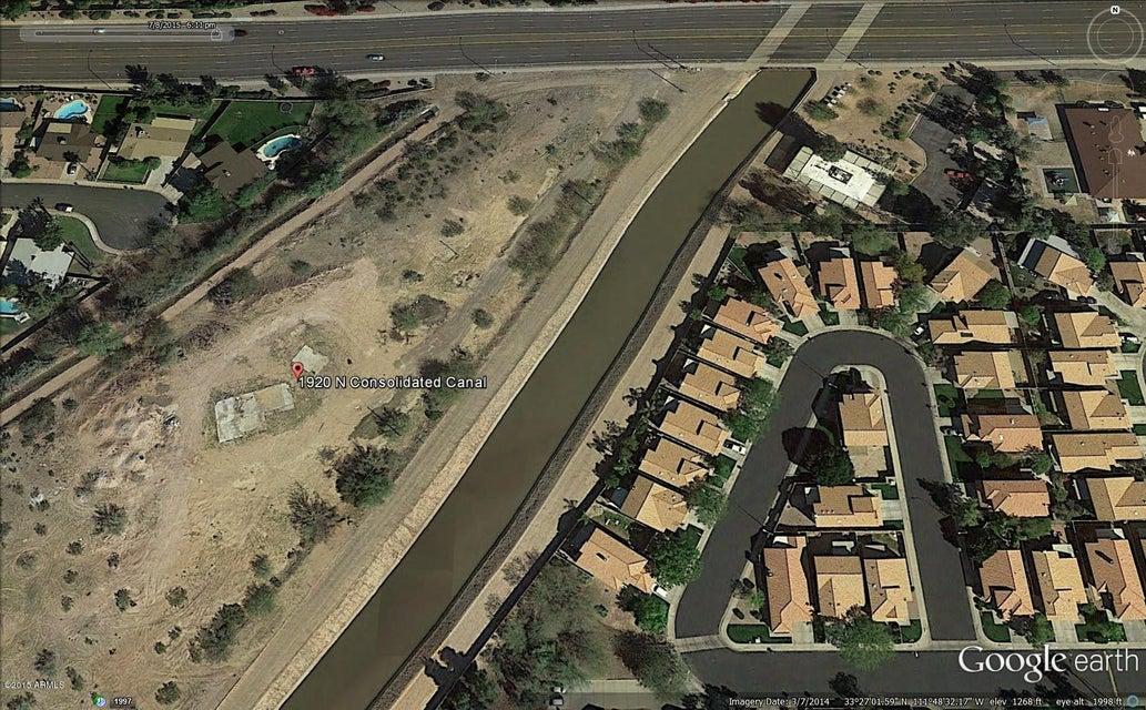 1920 N CONSOLIDATED CANAL --, Mesa, AZ 85203