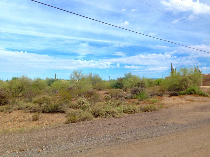 36502 N 26TH Street Lot 4, Cave Creek, AZ 85331