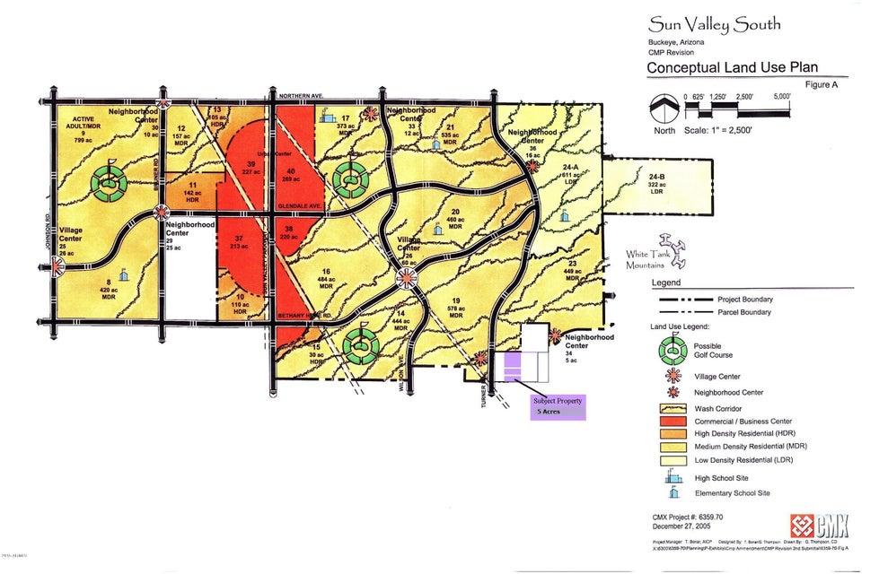 29212 W Missouri Avenue Lot 0, Buckeye, AZ 85326