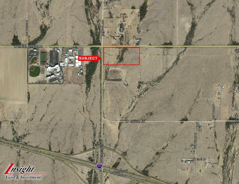 37900 W Indian School Road Lot 0, Tonopah, AZ 85354