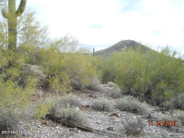 7144 E CONTINENTAL MOUNTAIN Drive Lot 13, Cave Creek, AZ 85331